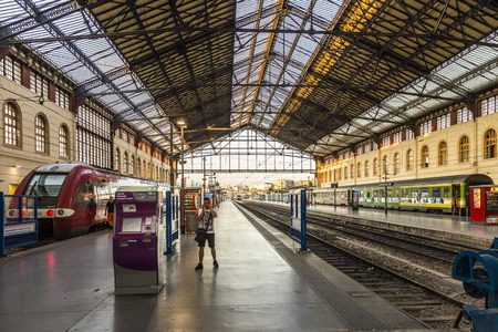 Gare St Charles